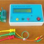 Multi teste medidor componentes eletrónicos