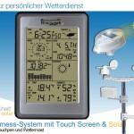 Estação meteorológica WH 1090