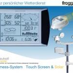 Estação meteorológica WH 1080