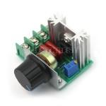 AC 50-220V 10A 2000W Controlador de corrente/potência