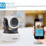 Wireless IP Camera Night Vision WIFI