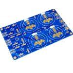 Placa PCB retificadora de duplo circuito 50A