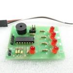 Controlador de nível de líquidos – Kit