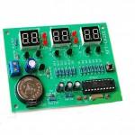 Relógio digital eletrónico 6 dígitos – Kit