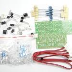 Placas de leds com funcionamento STROB – Kit