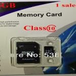 Novo micro SD 64 GB – Classe 10