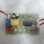 Controlador de nível de líquidos com relé