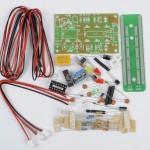 Controlador de nível de líquidos com relé em kit DIY