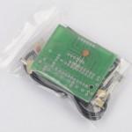 Relógio eletrónico digital de 4 dígitos – kit DIY