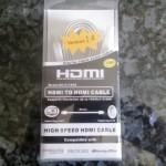 Cabo HDMI 1,5m Gold