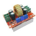 Regulador voltagem e corrente DC 12A